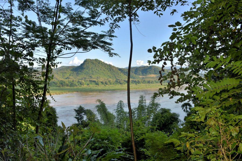 Ausblick auf den Mekong