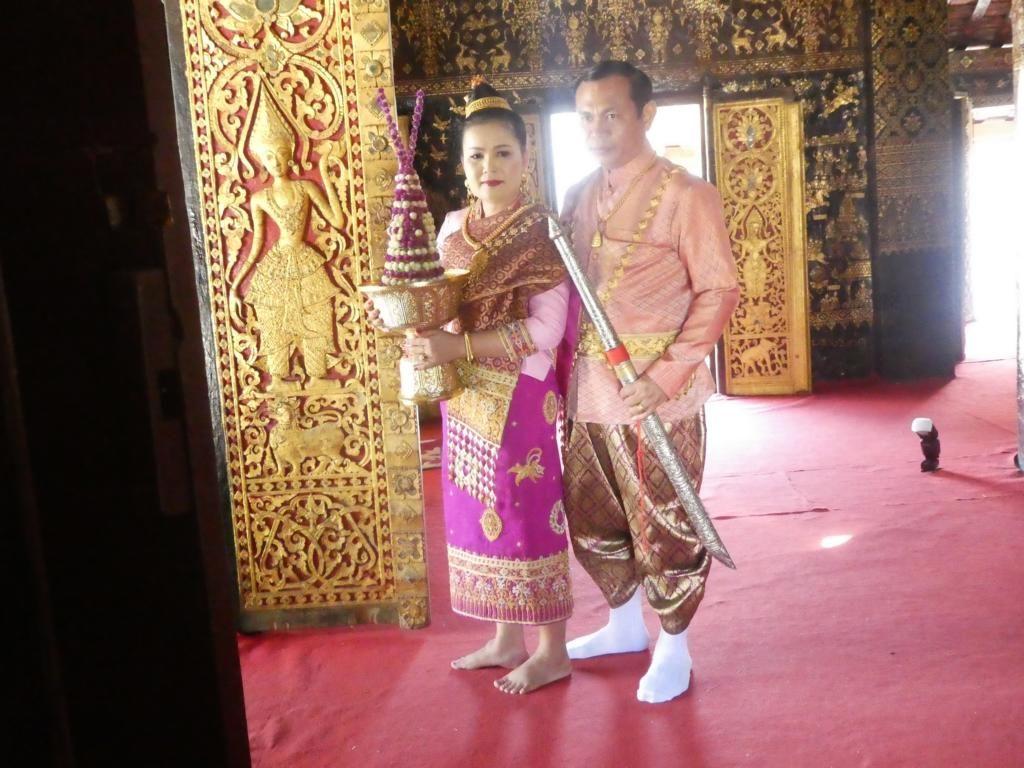 Traditionelle Hochzeit